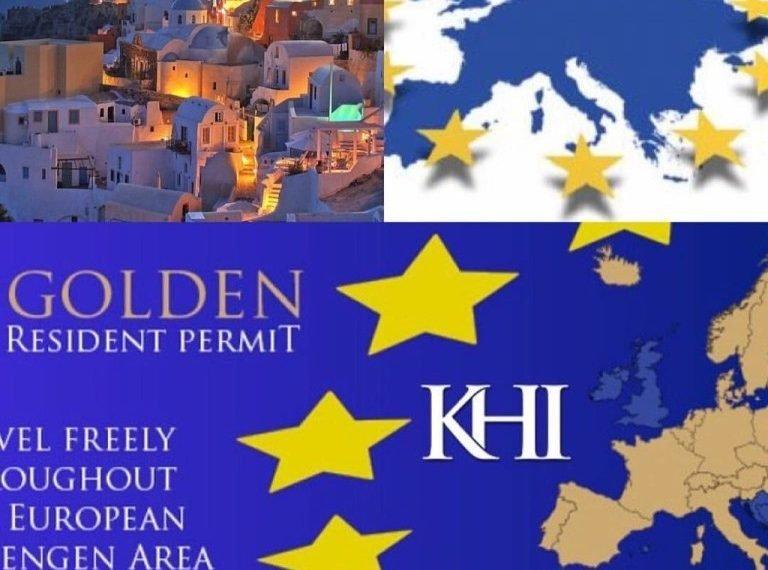 Golden visas in Portugal