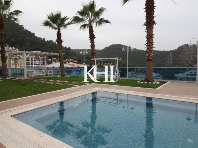 Duplex Apartment For Sale In Fethiye