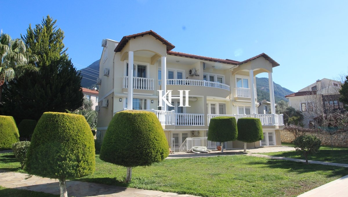 Furnished Three-Bedroom Apartment In Ovacik