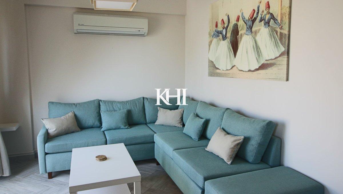Lovely Three-Bedroom Apartment in Ovacik