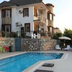 Detached Villa With Views In Kadikoy