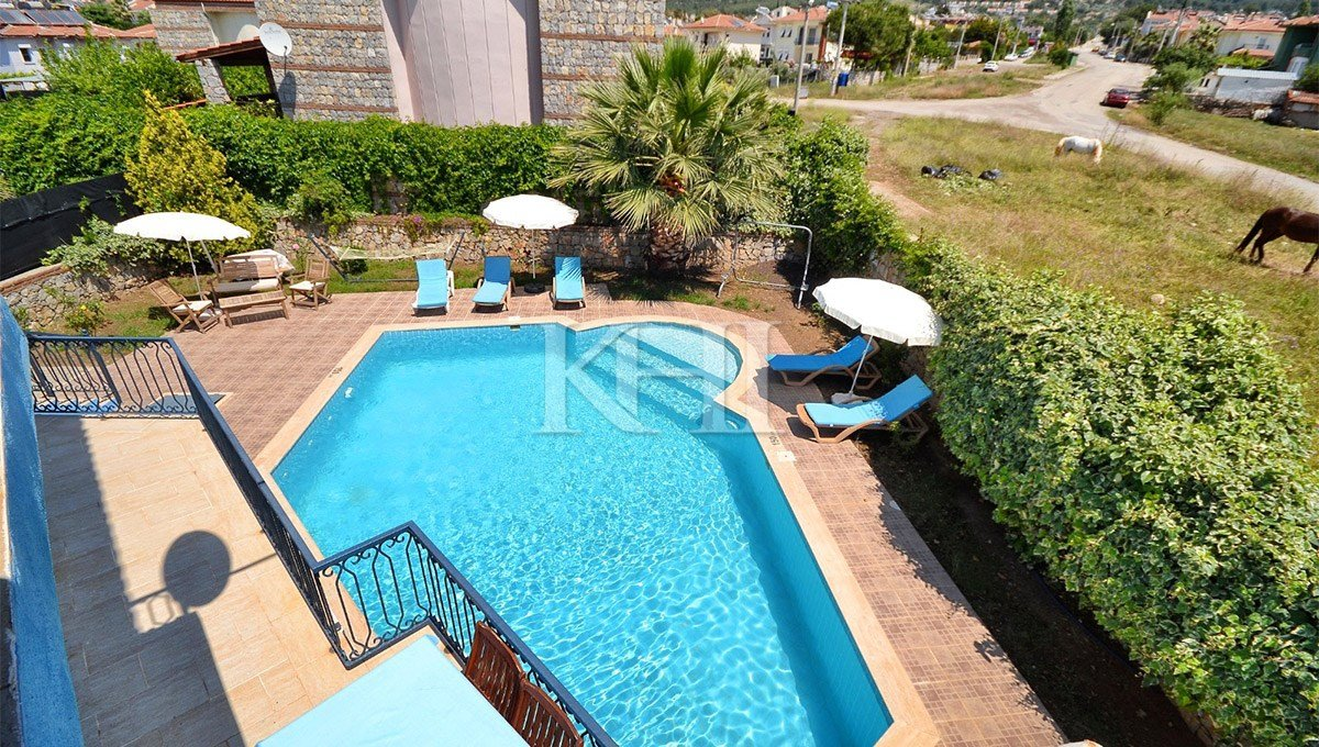 Your pool at your holiday home