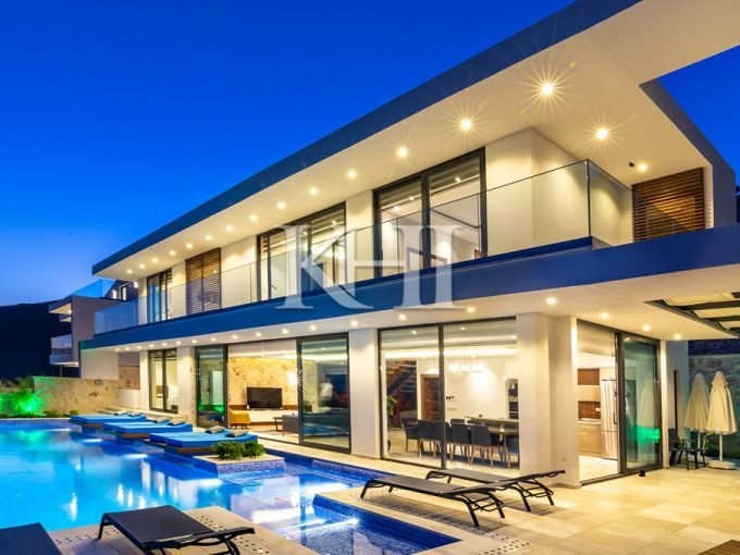 Luxury Seaview Kalkan Villa for sale