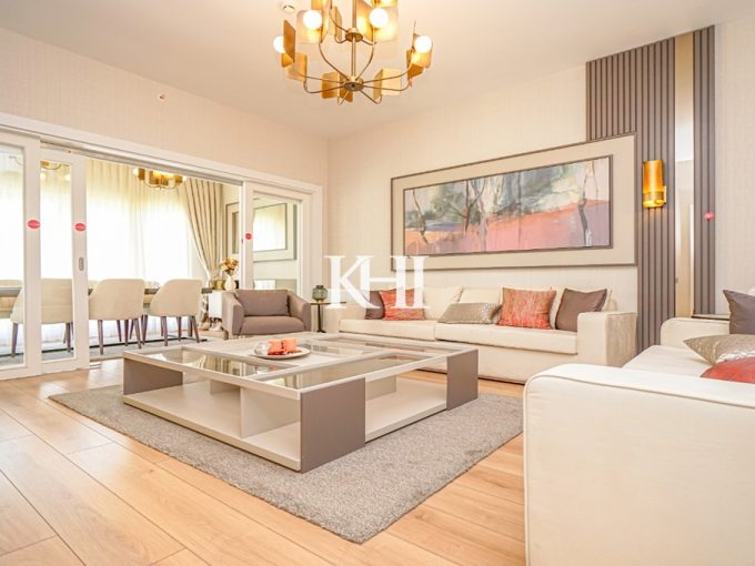 Three-Bedroom Apartment For Sale In Istanbul