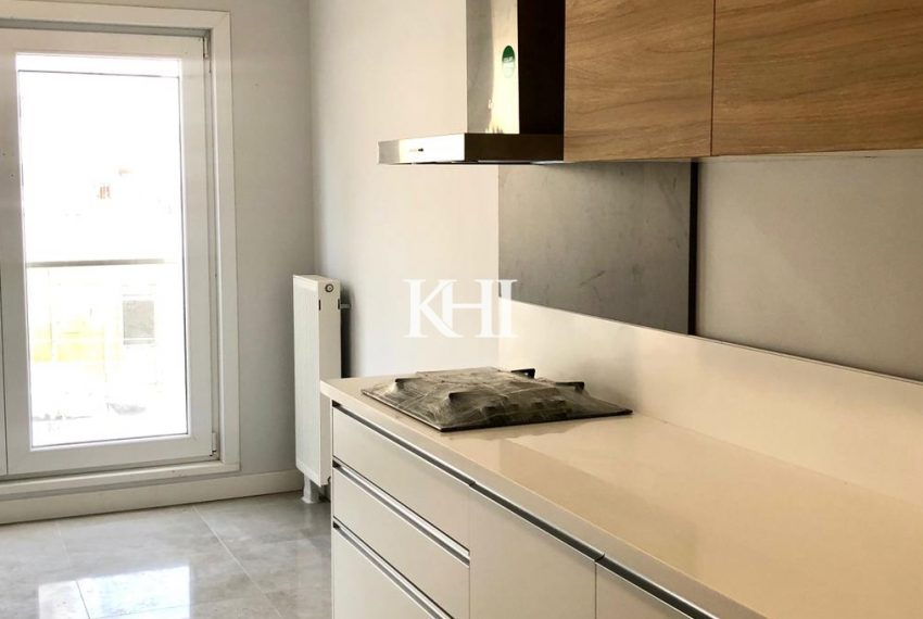 Two-Bedroom Flat in Istanbul