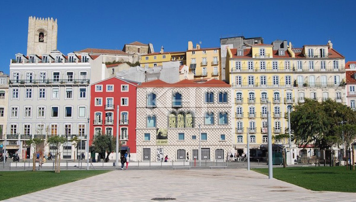 Lisbon - one of the many places you may want to call home in the future.