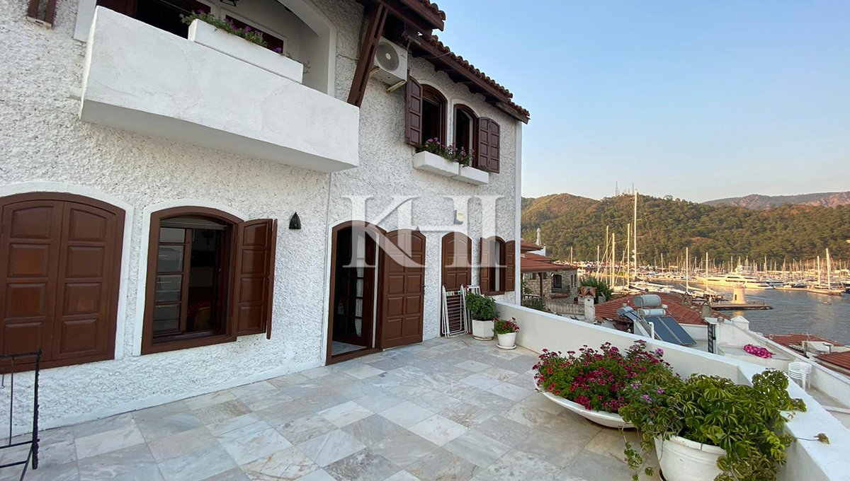 Traditional Marmaris Marina House