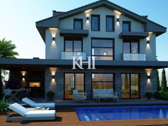 New Villas For Sale In Ovacik