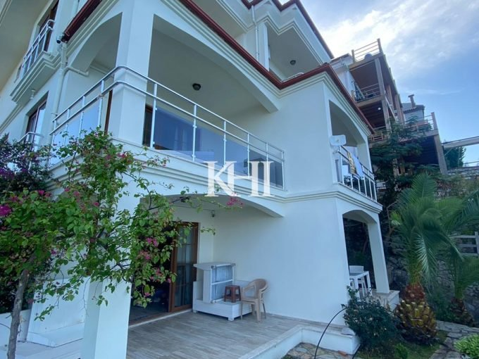 Sovalye Island Villa With Private Beach For Sale
