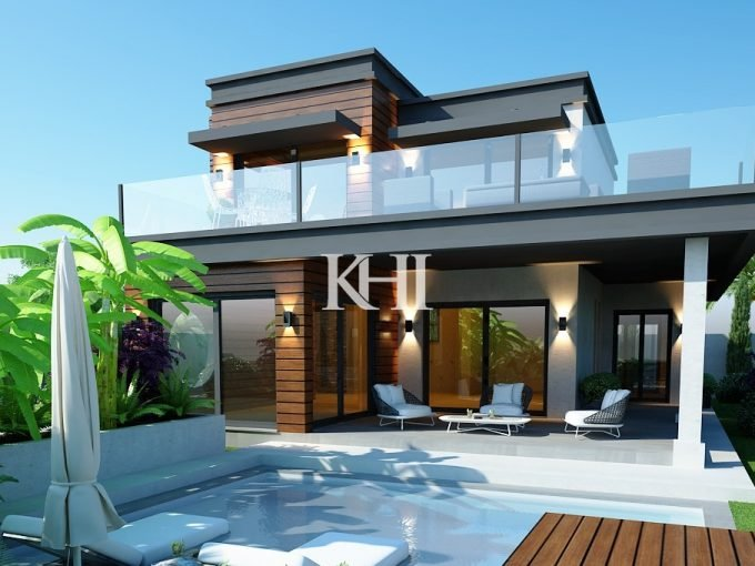 Brand-New Villa For Sale In Ciftlik