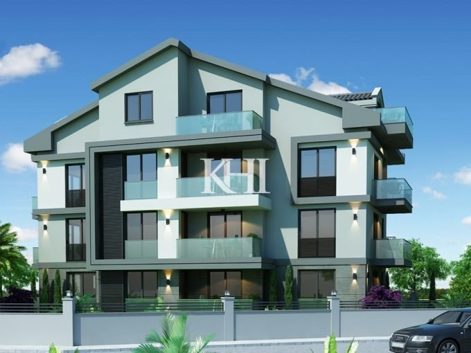 Town Centre Apartments For Sale In Seydikemer