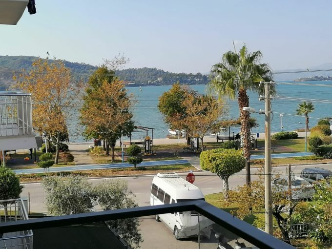 Seaview Fethiye Apartment for sale