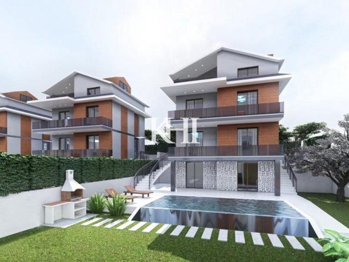 Luxury Detached Villas For Sale In Ovacik
