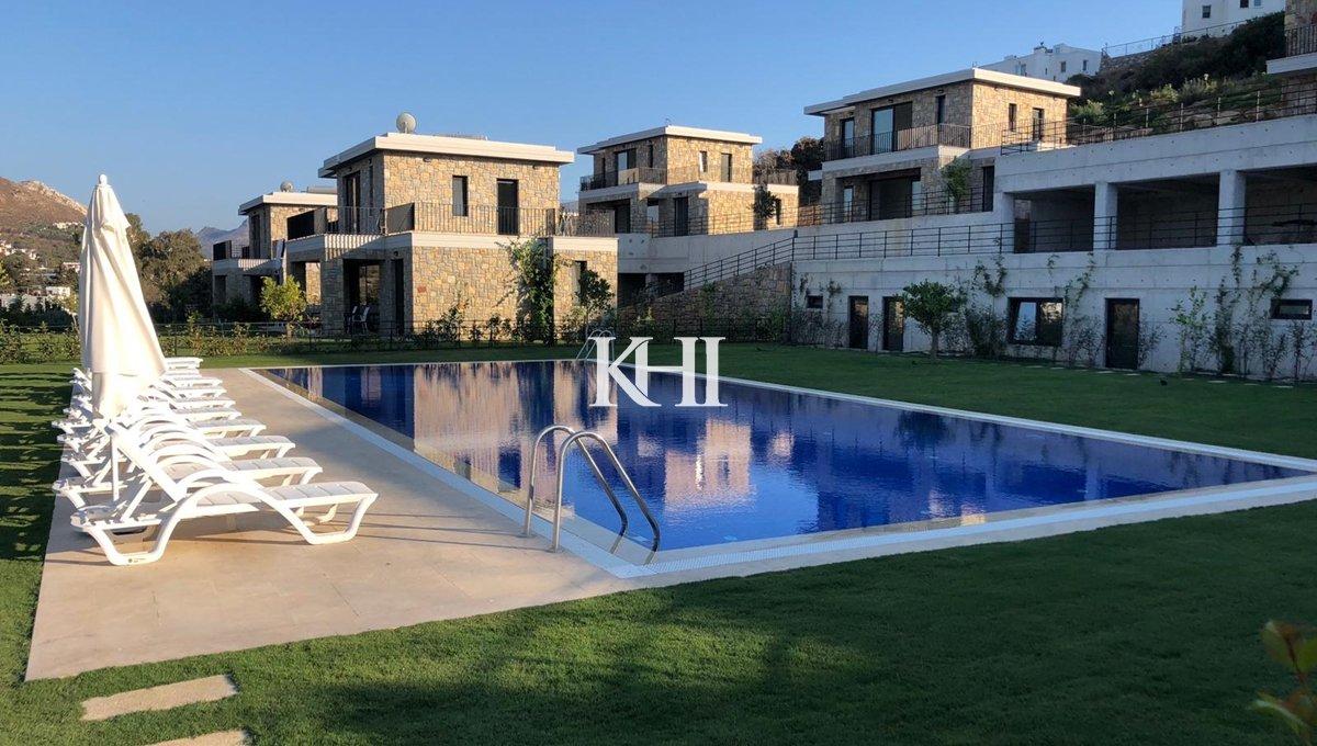 Complex Villas For Sale In Bodrum