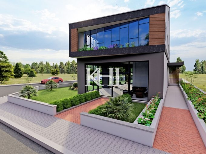 New-Build Commercial Shop in Calis
