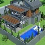 Brand New Villa in Ovacik