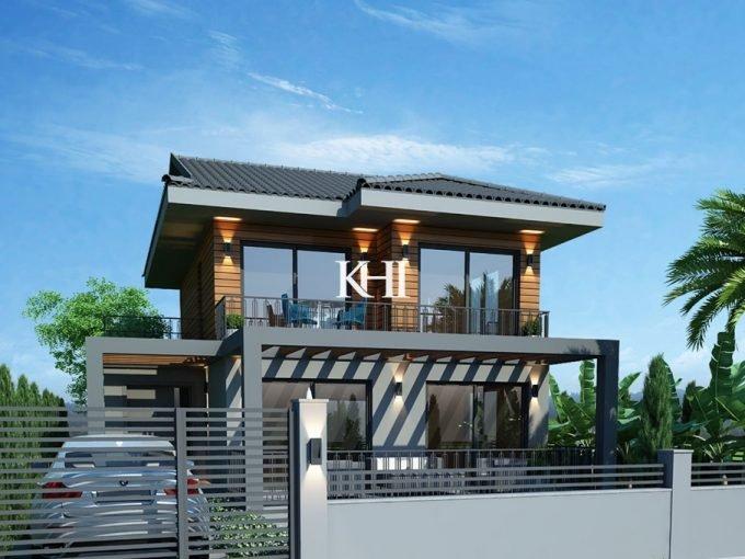 Brand new house in Uzumlu