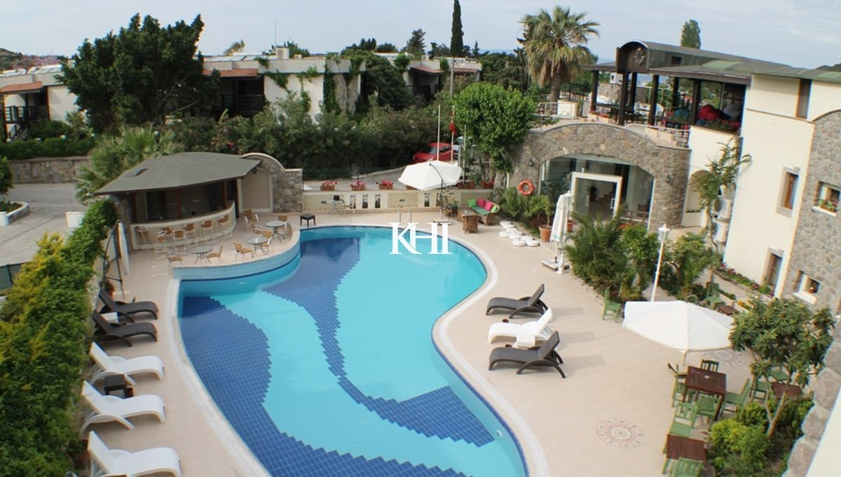 Valuable Hotel For Sale in Bodrum