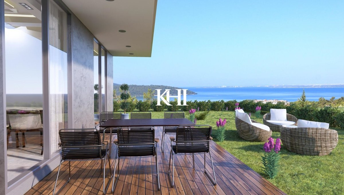 Apartments for sale in Akbuk