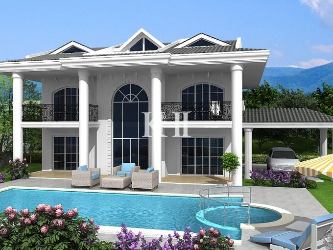 Nice Villa For Sale In Hisaronu