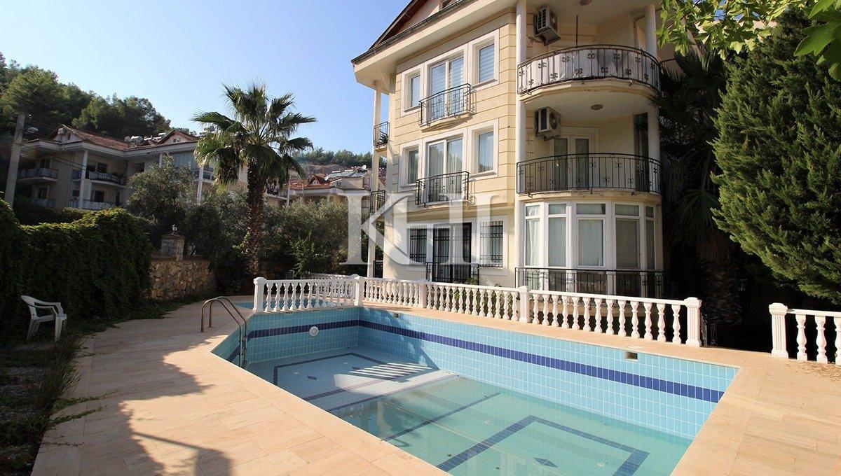 3 Bedroom Resale Fethiye Apartment