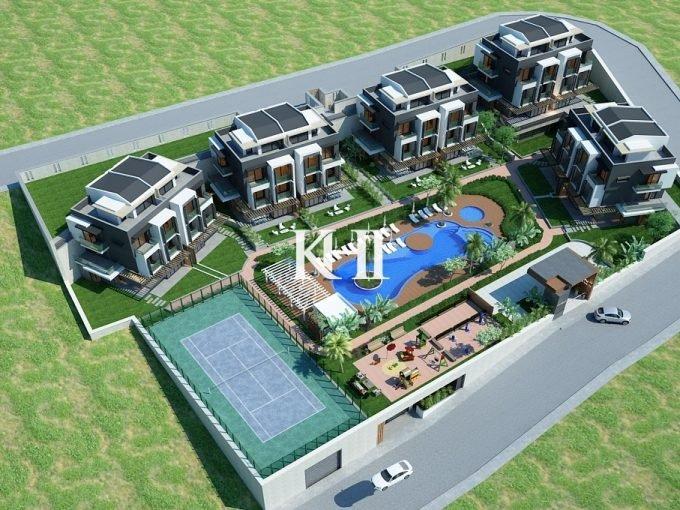 Brand-New Luxury Kalkan Apartments