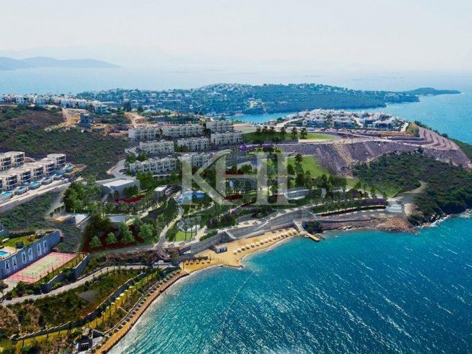 Contemporary Seaview Villas For Sale in Bodrum