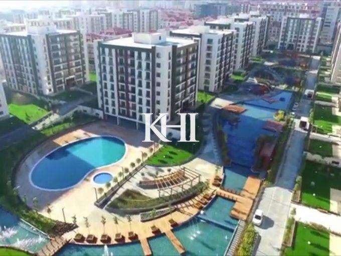 Luxury Apartment For Sale In Beylikduzu