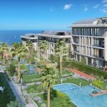 Luxury Modern Seaview Istanbul Apartments