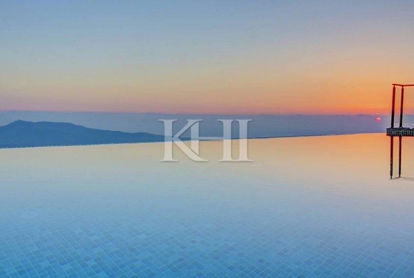 Beautiful Kalkan, South West Turkey.