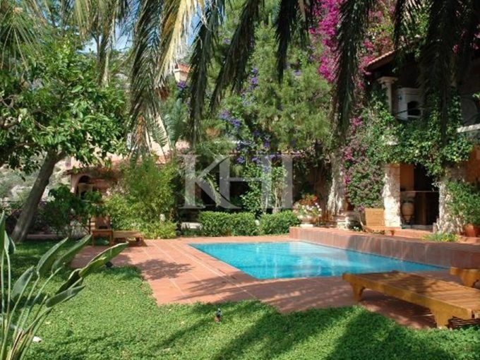 Luxury Mansion and 2 Villas For Sale in Kalkan