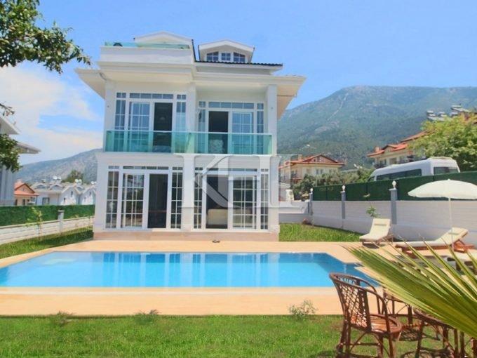 3 Bedroom Detached Villa in Ovacik