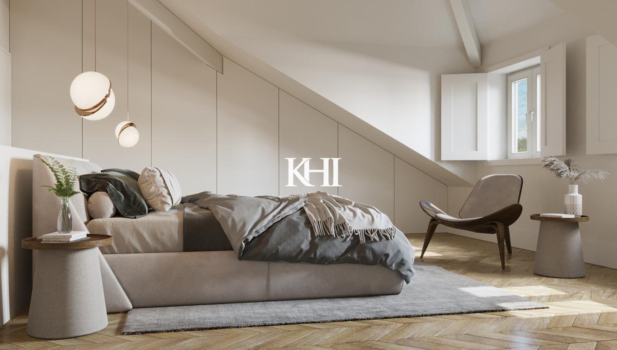 007 Bedroom attic