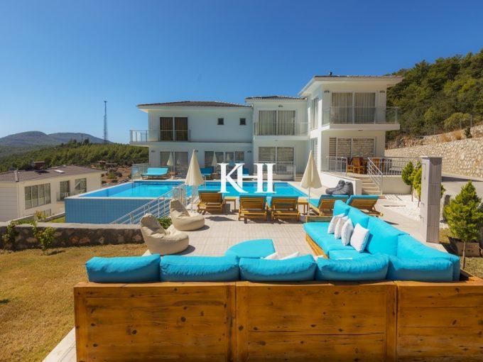 Six Bedroom Ovacik Villa