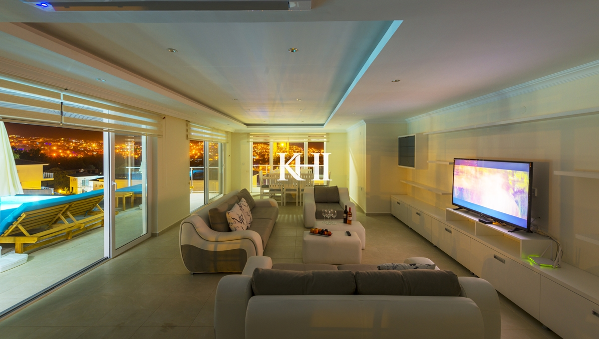 Six-Bedroom Ovacik Villa