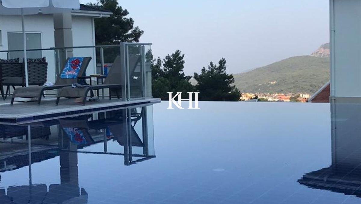 Four-Bedroom Ovacik Villa For Sale