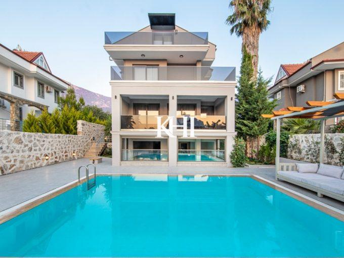 Ovacik Villa with indoor pool