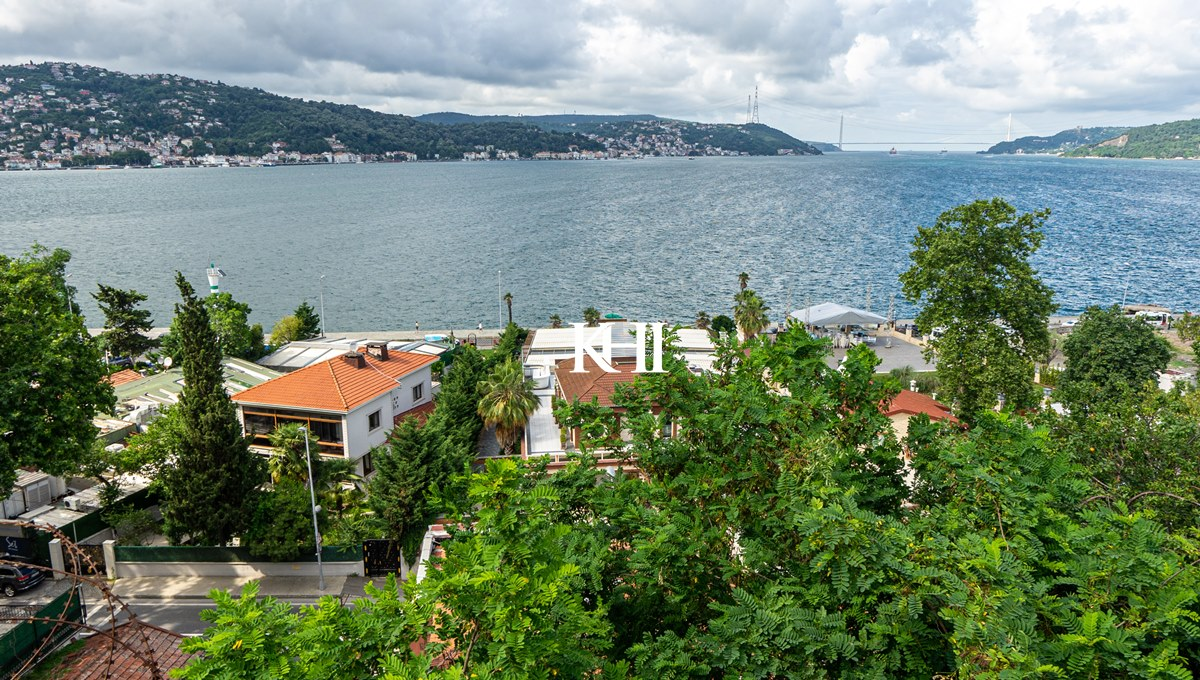 View from the prestigious Kirecburnu district