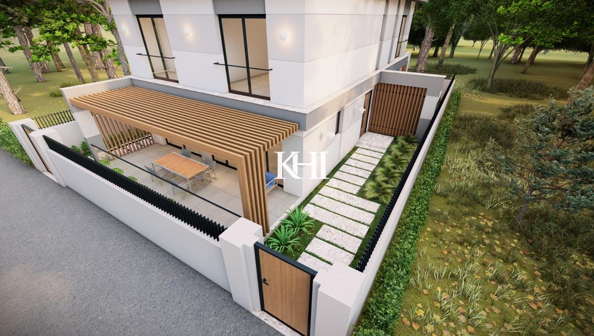 Villa in Fethiye Center