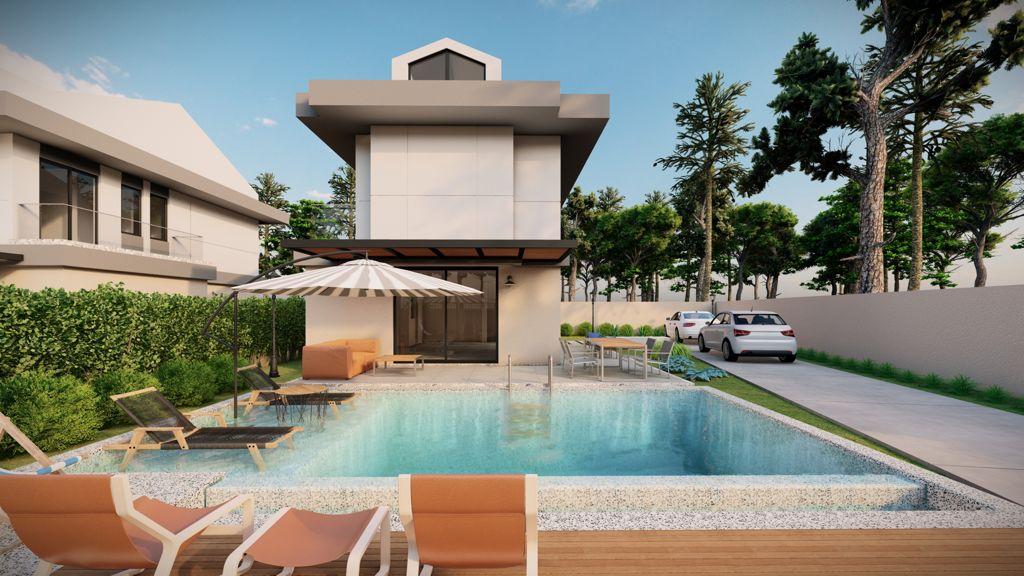 Off-Plan Villa In Central Fethiye For Sale