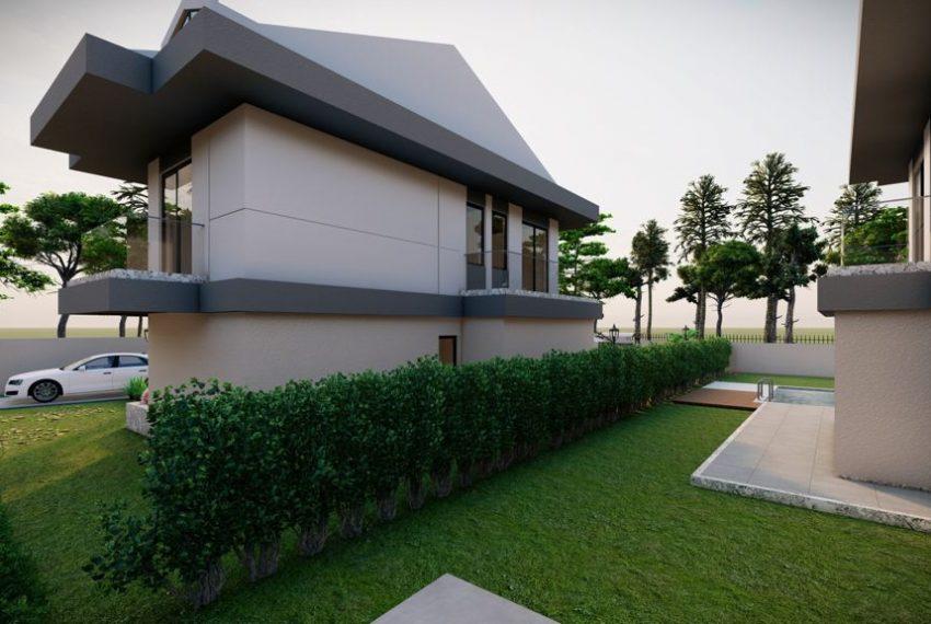 Private Villa in Central Fethiye