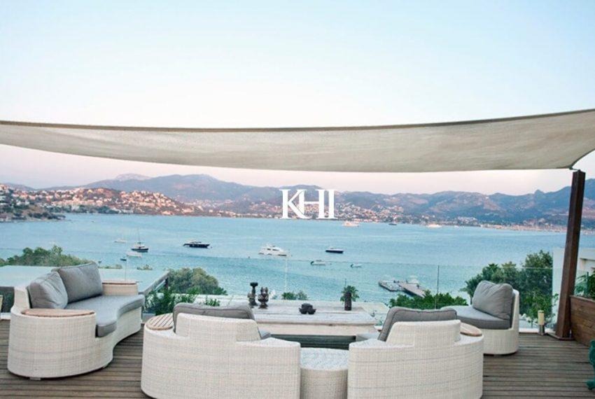 Luxury Sea-View Bodrum Villa