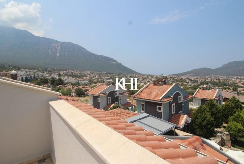 Mountain-View Private Villa in Ovacik
