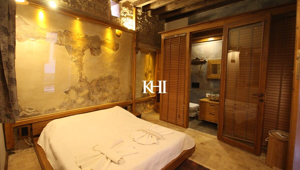 Historical House For Sale in Kayakoy