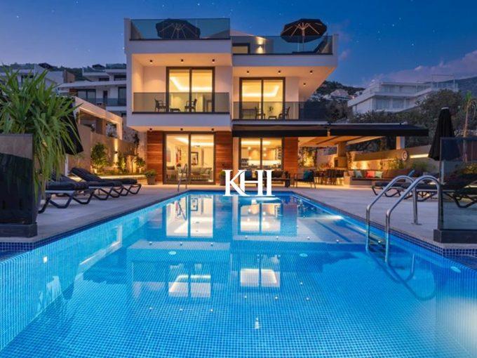 Brand-New Kalkan Villas For Sale