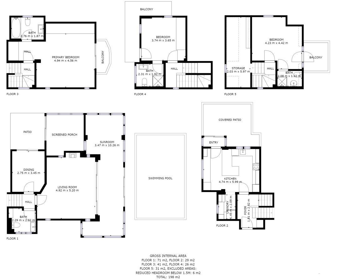 All Floor Plans
