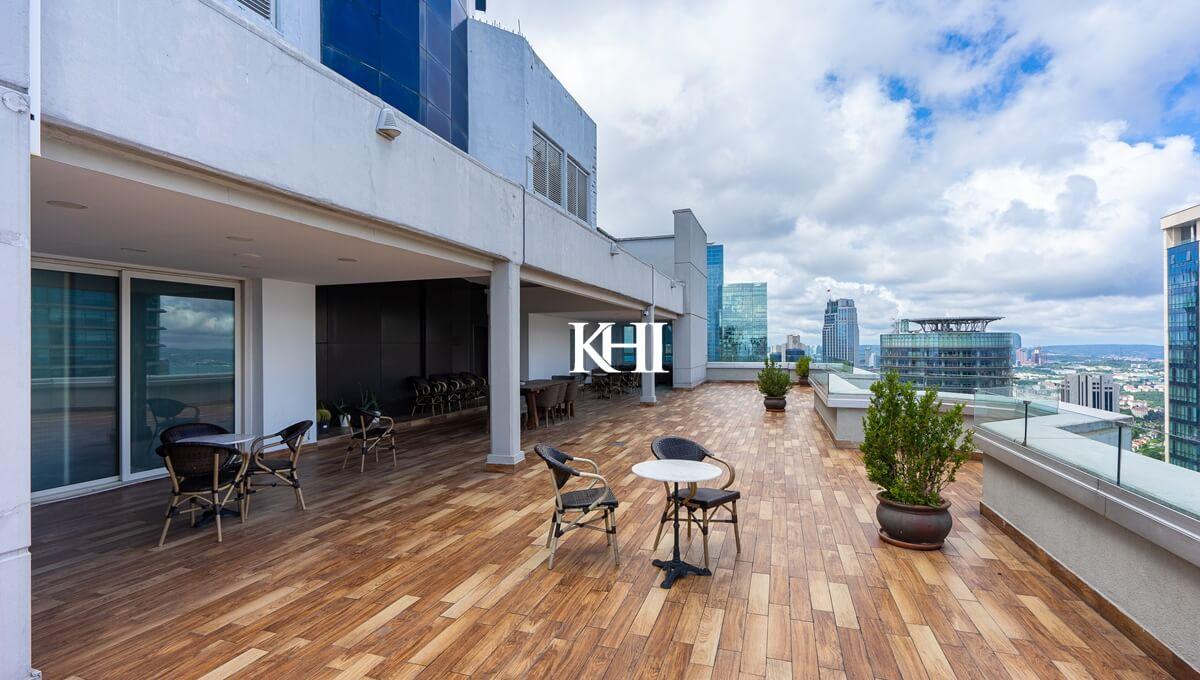 Penthouse in Besiktas Istanbul