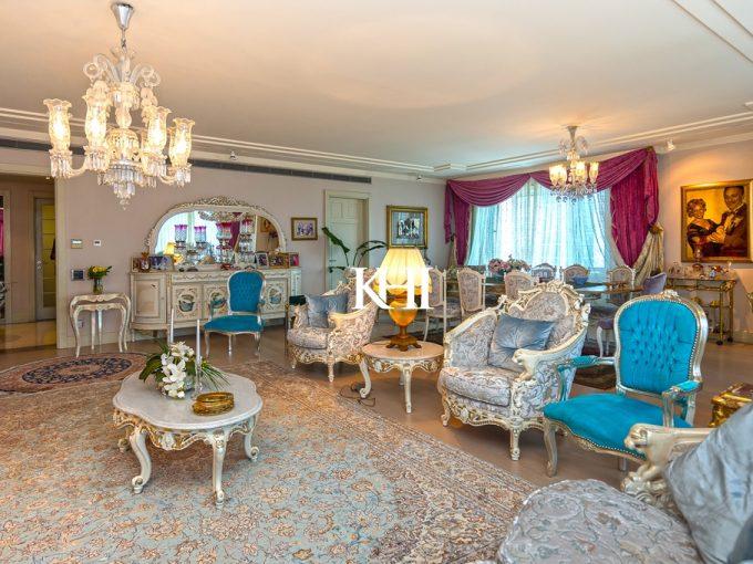 4 Bedrom Luxury Apartment in Levent