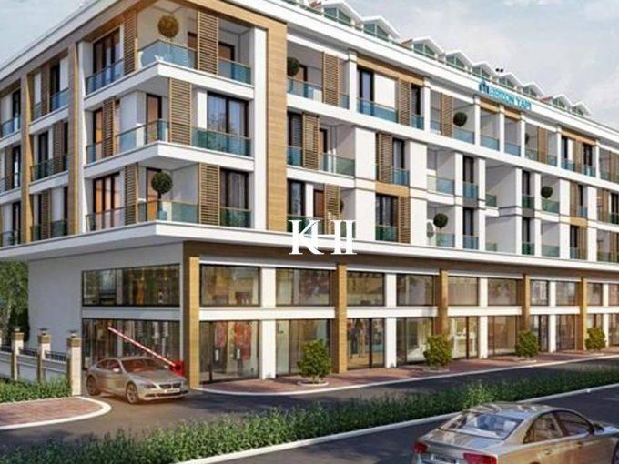 Luxury 2 Bedroom Apartment For Sale in Esenyurt, Istanbul