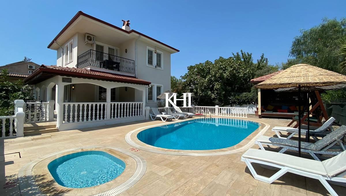 Furnished Villa for sale in Ovacik